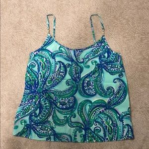 Lilly Pulitzer Skye Camisole Size M
